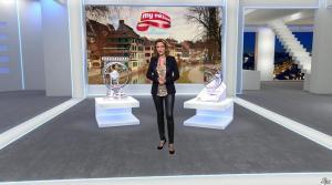 Sandrine Quétier dans Euro Millions - 11/02/14 - 05