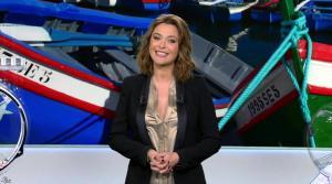 Sandrine Quétier dans Euro Millions - 11/02/14 - 08