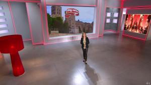Sandrine Quétier dans My Million - 11/02/14 - 01