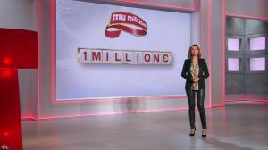 Sandrine Quétier dans My Million - 11/02/14 - 07