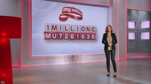 Sandrine Quétier dans My Million - 11/02/14 - 09