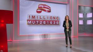 Sandrine Quétier dans My Million - 11/02/14 - 10