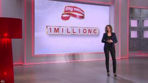 Sandrine Quétier dans My Million - 28/02/14 - 04