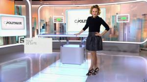 Caroline Roux dans C Politique - 01/02/15 - 01