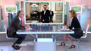 Caroline Roux dans C Politique - 01/02/15 - 08