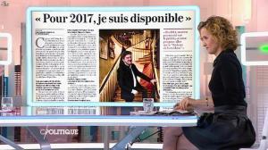 Caroline Roux dans C Politique - 01/02/15 - 09