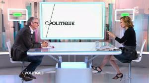 Caroline Roux dans C Politique - 01/02/15 - 11