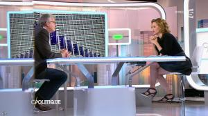 Caroline Roux dans C Politique - 01/02/15 - 17