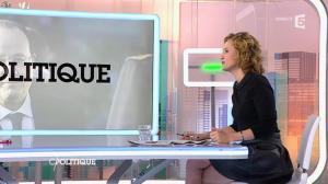 Caroline Roux dans C Politique - 01/02/15 - 18