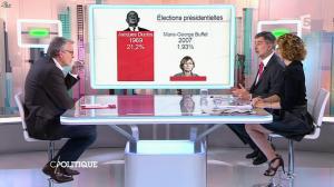 Caroline Roux dans C Politique - 01/02/15 - 23