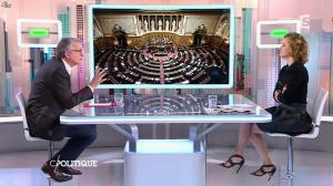 Caroline Roux dans C Politique - 01/02/15 - 24