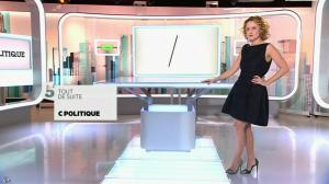 Caroline Roux dans C Politique - 08/02/15 - 01