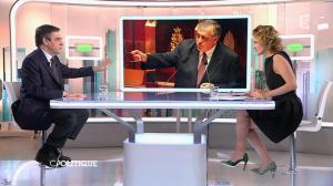 Caroline Roux dans C Politique - 08/02/15 - 03