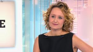 Caroline Roux dans C Politique - 08/02/15 - 04