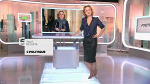 Caroline Roux dans C Politique - 14/12/14 - 01