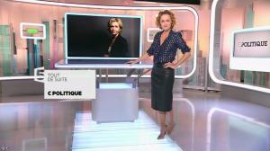 Caroline Roux dans C Politique - 14/12/14 - 02