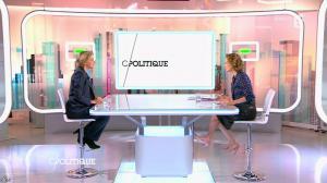 Caroline Roux dans C Politique - 14/12/14 - 05
