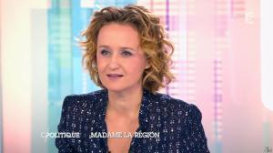 Caroline Roux dans C Politique - 14/12/14 - 06