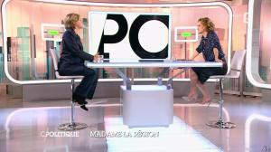 Caroline Roux dans C Politique - 14/12/14 - 07