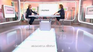 Caroline Roux dans C Politique - 14/12/14 - 09