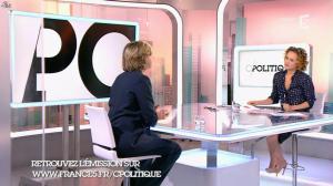 Caroline Roux dans C Politique - 14/12/14 - 10