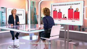 Caroline Roux dans C Politique - 14/12/14 - 11