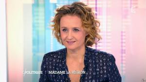 Caroline Roux dans C Politique - 14/12/14 - 12
