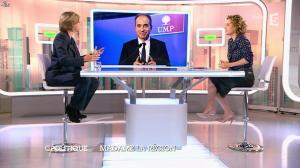Caroline Roux dans C Politique - 14/12/14 - 14