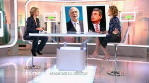 Caroline Roux dans C Politique - 14/12/14 - 17