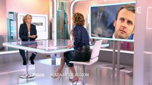 Caroline Roux dans C Politique - 14/12/14 - 18