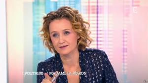 Caroline Roux dans C Politique - 14/12/14 - 19