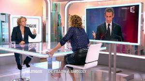 Caroline Roux dans C Politique - 14/12/14 - 23