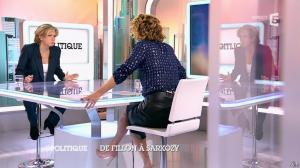 Caroline Roux dans C Politique - 14/12/14 - 24