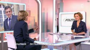 Caroline Roux dans C Politique - 14/12/14 - 25