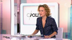 Caroline Roux dans C Politique - 14/12/14 - 26