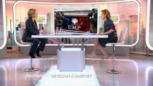 Caroline Roux dans C Politique - 14/12/14 - 29