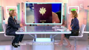 Caroline Roux dans C Politique - 14/12/14 - 31