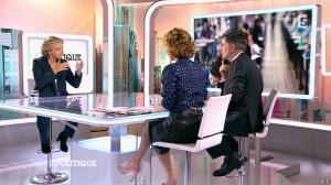 Caroline Roux dans C Politique - 14/12/14 - 33