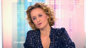 Caroline Roux dans C Politique - 14/12/14 - 35