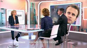 Caroline Roux dans C Politique - 14/12/14 - 36