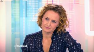 Caroline Roux dans C Politique - 14/12/14 - 39