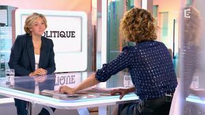 Caroline Roux dans C Politique - 14/12/14 - 43
