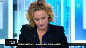 Caroline Roux dans C dans l Air - 16/02/15 - 01
