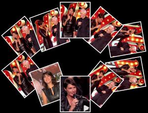 Collage de Alessandra Sublet dans Hier Encore - 29/04/15 - 2