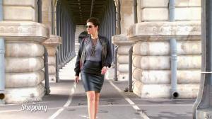 Cristina Cordula dans les Reines du Shopping - 09/02/15 - 02