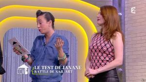 Elodie Frégé dans Comment Ca Va Bien - 27/02/15 - 04