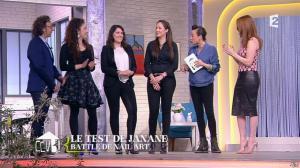 Elodie Frégé dans Comment Ca Va Bien - 27/02/15 - 08