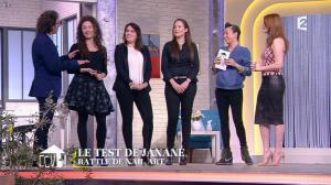 Elodie Frégé dans Comment Ça Va Bien - 27/02/15 - 09