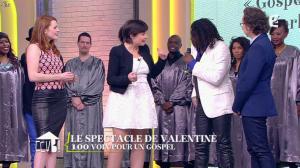 Elodie Frégé dans Comment Ca Va Bien - 27/02/15 - 25