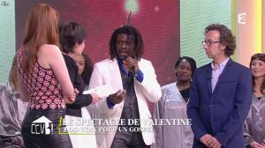 Elodie Frégé dans Comment Ca Va Bien - 27/02/15 - 27
